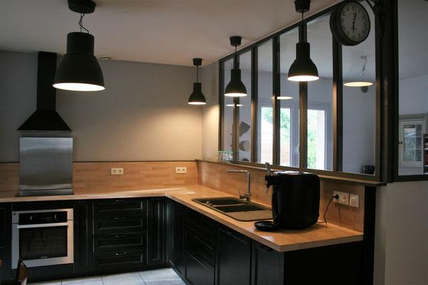 cuisine Gap  cuisine Chorges, cuisine Embrun Pose de kitchenettes, Aménagement de cuisines, Agencement de cuisines,