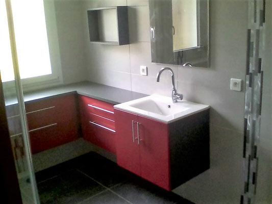 Albertus rénovation salle de bain sur mesure à Gap 05000