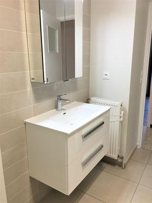 Albertus rénovation d'une salle de bain à Gap 05000