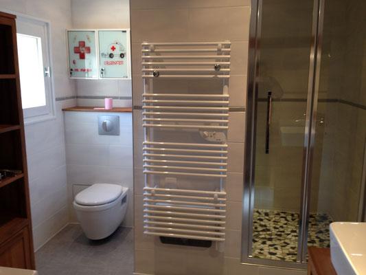 Installation d'un WC suspendu par Albertus Rénovation