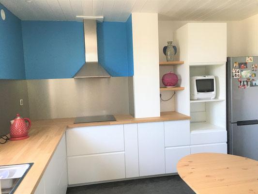 Albertus rénovation d'une cuisine à Gap 05000
