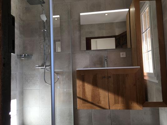 Albertus rénovation salle de bain à Neffes 05000