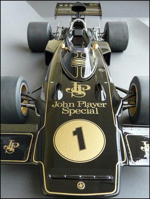 Entex Lotus 72D 1/8