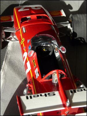 Tamiya Ferrari 312B 1/12