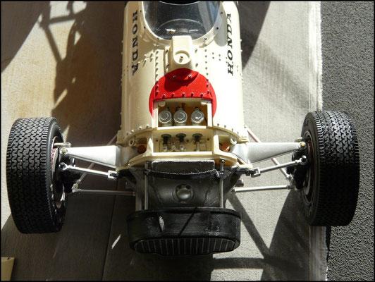 Tamiya Honda RA 273 1/12