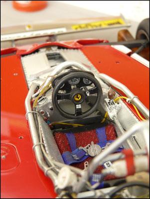 Tamiya Ferrari 312T 1/12