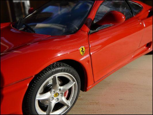 Revell Ferrari 360 Modena 1/24