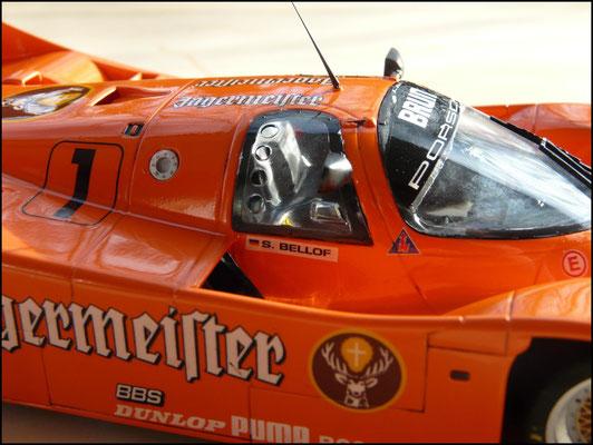 Revell Porsche 956 1/24