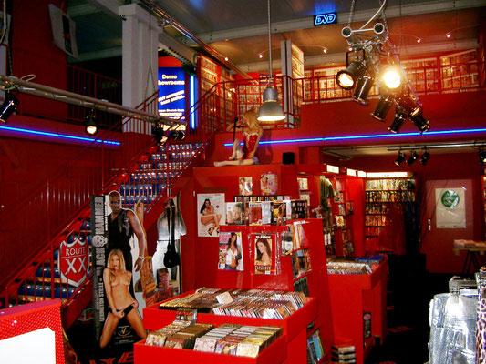 Der Mega-Sexshop und Erotikshop in Würzburg - mit Kino und Kabinen!