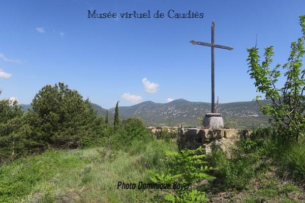 Croix chemin de Cougomeilles (2018)