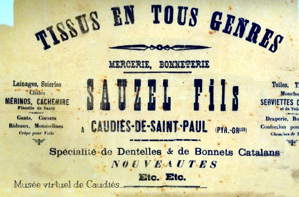 Papier Emballage: Revue Fenouillèdes n°34