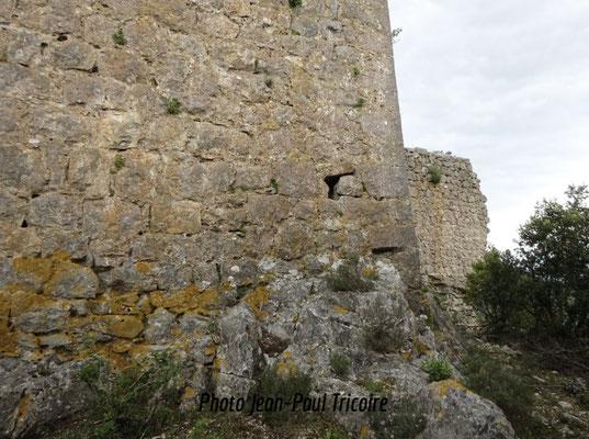 Mur Est 3ème enceinte
