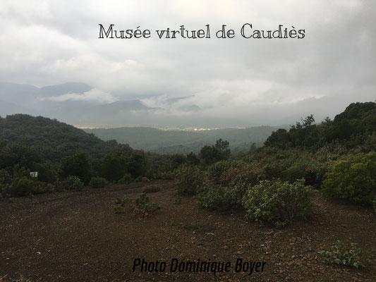Marinade d'automne (octobre 2018): le village vu du Bouich