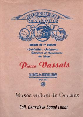 Boucherie Vassals