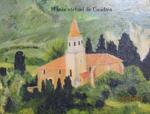 Peinture 2001  Jacqueline Bezia-Toreilles