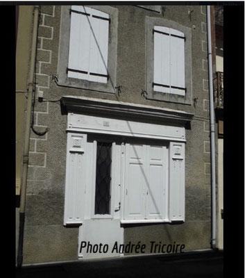 Ancienne cordonnerie Rieux