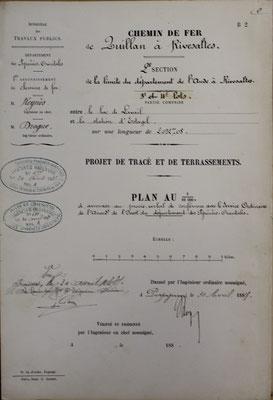 Projet 1887