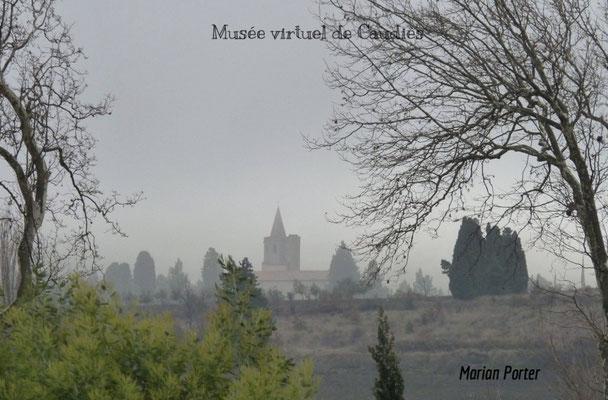 NDL dans un voile de brouillard