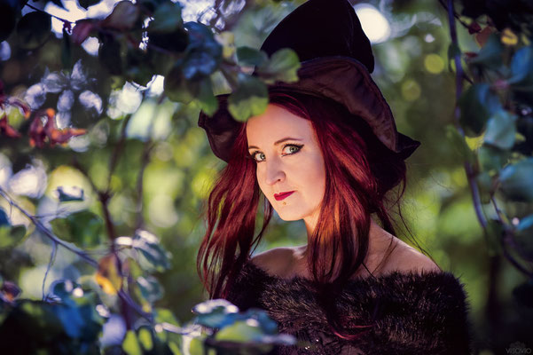 treffen sich zwei hexen... | 201510 • www.visovio.de • abracadabra, zauberhaft, stargazer