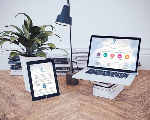 Logogestaltung, Konzeptentwicklung, Layout, Content Management, Websitegestaltung. | Für CH, Salesforce.