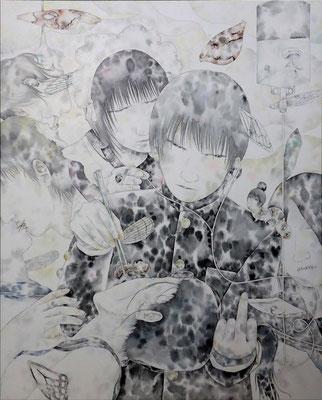 平成神経症  2012 水彩