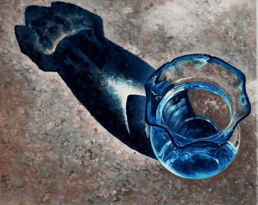 幻燈    2011 220×273(mm) 混合テンペラ