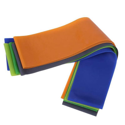 elastische Stretchingbänder