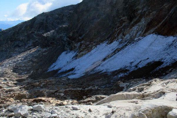 Glacier Boum en 2020