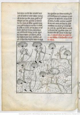 Le Livre de Chasse de Gaston Fébus, BnF