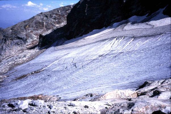 Glacier Boum en 2000