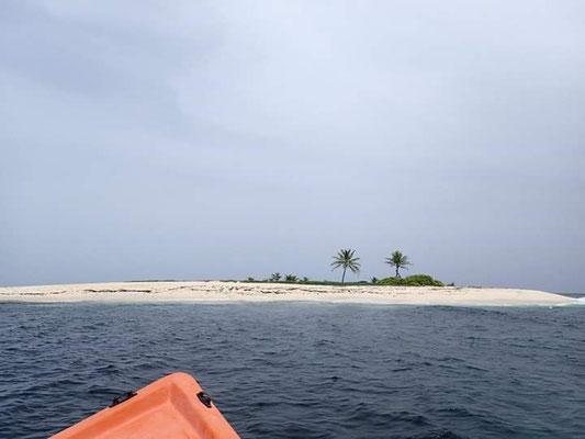 îlet du Loup Garou Martinique balade en mer avec le Capitaine Romule