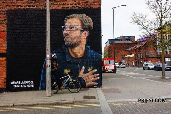 Liverpool und Klopp