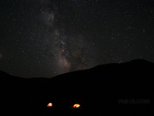 Genau hier war der Treffpunkt....erste gemeinsame Nacht unter dem Sternenhimmel