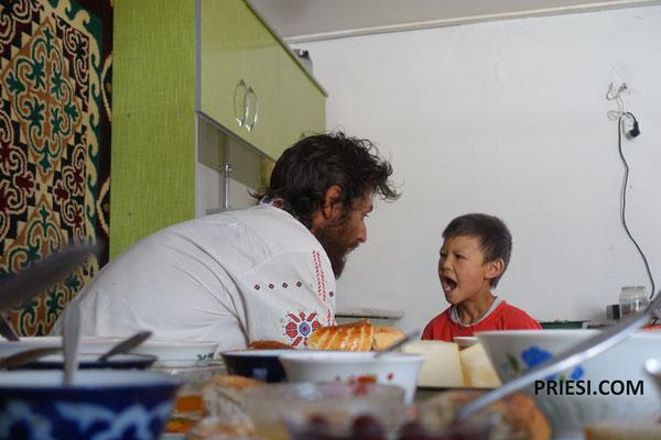 inklusive Zahnarzt Besuch von Ivan