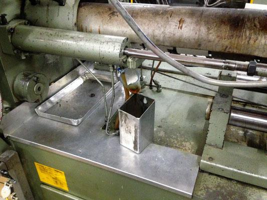 Aggregat-Anpresszylinder - NETSTAL MPS