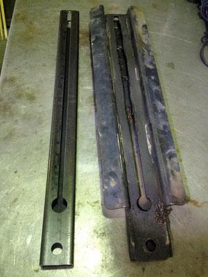 Ersatz-Zylinderschutz Stielzylinder Bagger