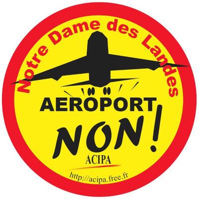Aéroport (Notre dame des Landes) non