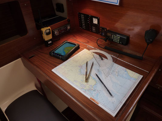 Navigationsplatz