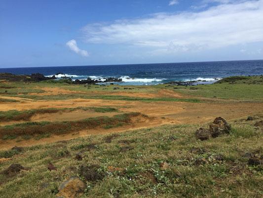 road-to-green-sand-beach-hawaii