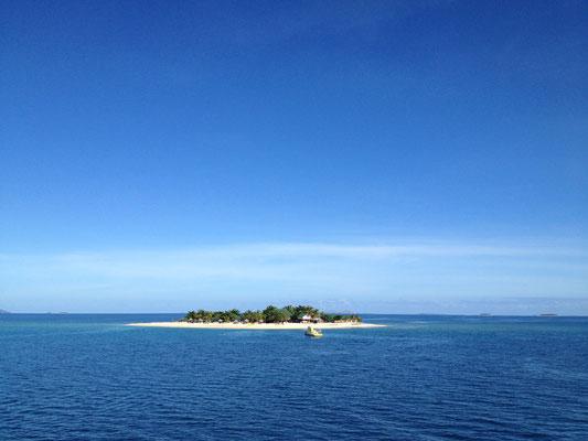 island-hopping