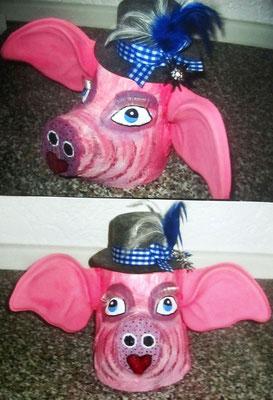 Das Schwein Hilda