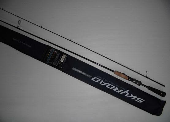 メバル釣り メバルング用ロッドの写真