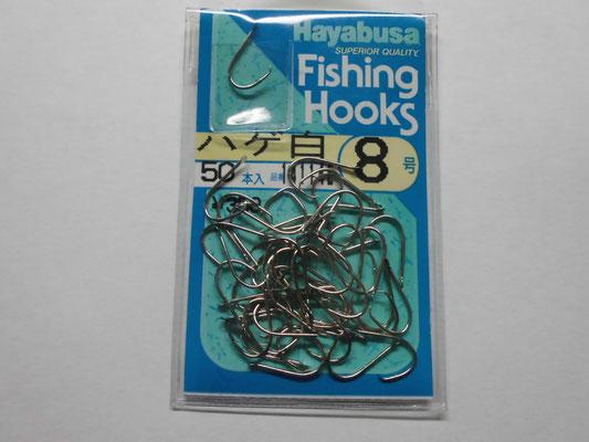 カワハギ釣り ハゲ針の写真