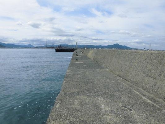 荒田港 の写真