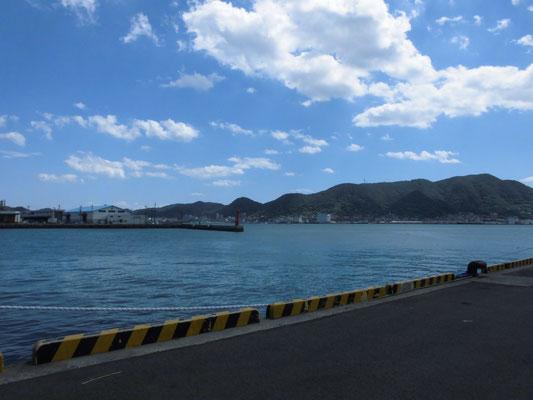 岬之町の写真