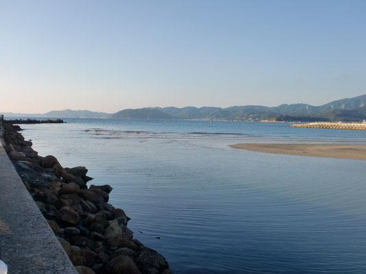 ハゼ釣り場の写真 1