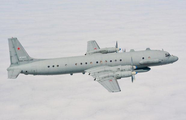 "Ilyushin Il-18/20 ""Coot"". (foto: VVS)"