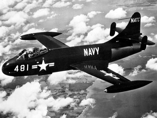 Chance - Vought F-6U Pirate
