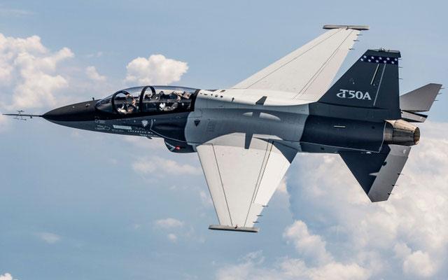 Lockheed Martin - KAI  T-50 (Foto: Lockheed Martin)