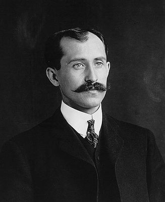 Orville Wright.